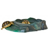 FREE POST Zoo Med Repti Ramp Bowl, Small FREE POST